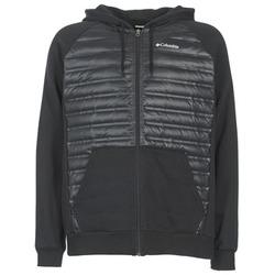 Oblečenie Muži Bundy  Columbia NORTHERN COMFORT™ HOODY čierna