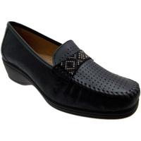 Topánky Ženy Mokasíny Calzaturificio Loren LOK3955bl blu
