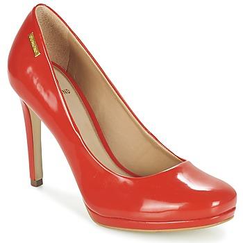 Topánky Ženy Lodičky Dumond LOUBAME červená