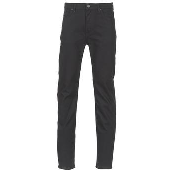 Oblečenie Muži Džínsy Slim Lee RIDER Čierna