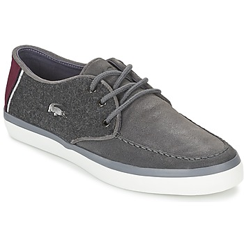 Topánky Muži Námornícke mokasíny Lacoste SEVRIN 316 3 šedá