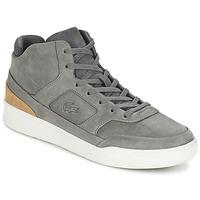 Topánky Muži Členkové tenisky Lacoste EXPLORATEUR MID 316 2 šedá