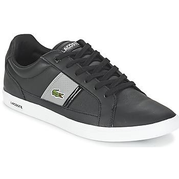 Topánky Muži Nízke tenisky Lacoste EUROPA LCR3 čierna