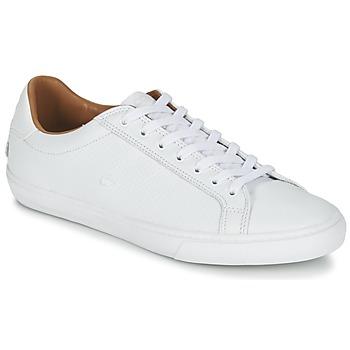 Topánky Ženy Nízke tenisky Lacoste GRAD VULC Biela