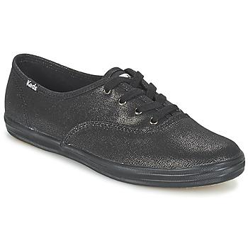 Topánky Ženy Nízke tenisky Keds CH METALLIC CANVAS čierna