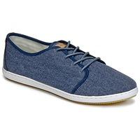 Topánky Muži Nízke tenisky Lafeyt DERBY HEAVY CANVAS Námornícka modrá