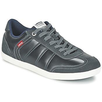 Topánky Muži Nízke tenisky Levi's LOCH šedá