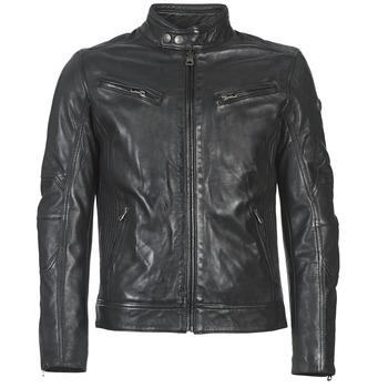 Oblečenie Muži Kožené bundy a syntetické bundy Redskins LYNCH Čierna