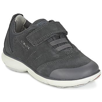 Topánky Chlapci Nízke tenisky Geox NEBULA BOY šedá
