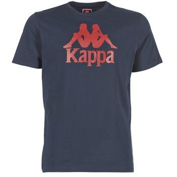 Oblečenie Muži Tričká s krátkym rukávom Kappa ESTESSI Námornícka modrá