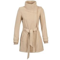 Oblečenie Ženy Kabáty S.Oliver HAPYALE Béžová