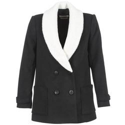 Oblečenie Ženy Kabáty Teddy Smith MARTA Čierna