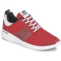 Topánky Nízke tenisky Supra SCISSOR červená