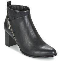 Topánky Ženy Čižmičky Moony Mood FOCAI čierna