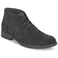 Topánky Muži Polokozačky Stonefly CLASS II čierna