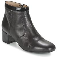 Topánky Ženy Čižmičky Stonefly LORY 12 čierna