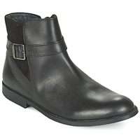 Topánky Dievčatá Polokozačky Start Rite IMOGEN Čierna