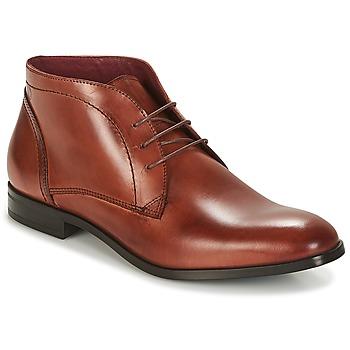 Topánky Muži Polokozačky Carlington MANNY Hnedá