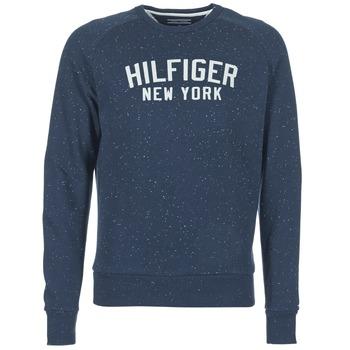 Oblečenie Muži Mikiny Tommy Hilfiger ALLEN Námornícka modrá