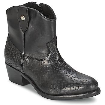 Topánky Ženy Polokozačky Koah ESTELLE BIS čierna