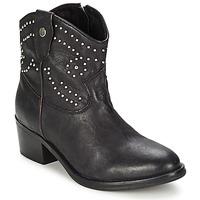 Topánky Ženy Polokozačky Koah ELISSA čierna