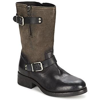 Topánky Ženy Čižmy do mesta Koah JUNE čierna