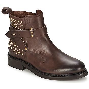 Topánky Ženy Polokozačky Koah LAUREEN Dark / Hnedá
