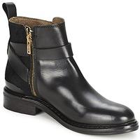 Topánky Ženy Polokozačky Koah LINSY čierna / čierna