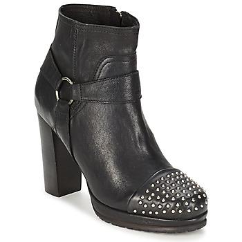 Topánky Ženy Nízke čižmy Koah BESSE čierna
