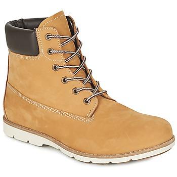 Topánky Muži Polokozačky Casual Attitude GLORIL Žltá