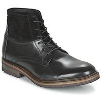 Topánky Muži Polokozačky Casual Attitude FIZA čierna