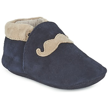 Topánky Chlapci Papuče Citrouille et Compagnie FASICA Námornícka modrá