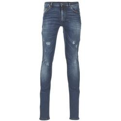Oblečenie Muži Džínsy Slim Versace Jeans ROUDFRAME Modrá / MEDIUM