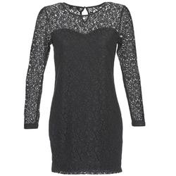 Oblečenie Ženy Krátke šaty Le Temps des Cerises JOE Čierna