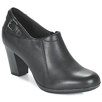 Topánky Ženy Nízke čižmy Clarks Brynn Harper Čierna