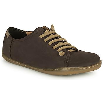 Topánky Muži Derbie Camper PEU CAMI Hnedá