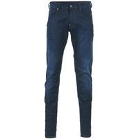 Oblečenie Muži Rifle Skinny  G-Star Raw REVEND SUPER SLIM Modrá indigová