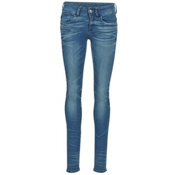 Oblečenie Ženy Rifle Skinny  G-Star Raw LYNN MID SKINNY Modrá