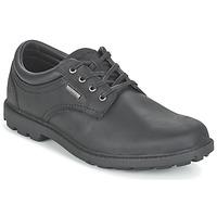 Topánky Muži Derbie Rockport RGD BUC WP PLAINTOE čierna
