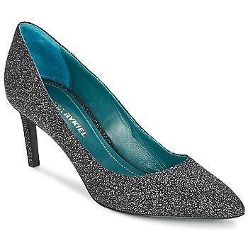 Topánky Ženy Lodičky Sonia Rykiel 677620 Čierna / Trblietkavá