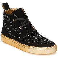 Topánky Ženy Členkové tenisky Sonia Rykiel 670183 čierna