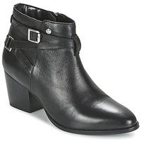 Topánky Ženy Čižmičky Elle PEREIRE Čierna