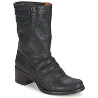 Topánky Ženy Polokozačky Espace DORPIN Čierna