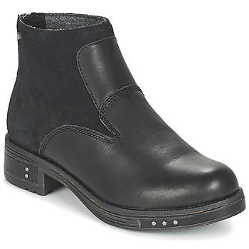 Topánky Ženy Čižmičky Caterpillar ZOE Čierna