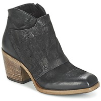 Topánky Ženy Čižmičky Mjus RENKY čierna