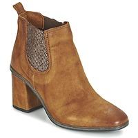 Topánky Ženy Čižmičky Mjus TWIGGY ťavia hnedá