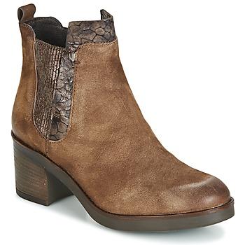 Topánky Ženy Čižmičky Mjus BOUNTY Béžová