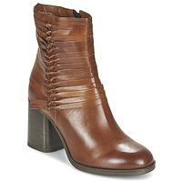 Topánky Ženy Čižmičky Mjus TUJA ťavia hnedá