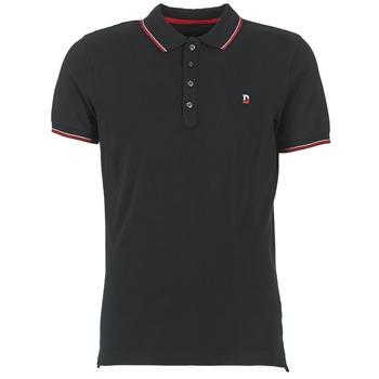 Oblečenie Muži Polokošele s krátkym rukávom Diesel T SKIN čierna