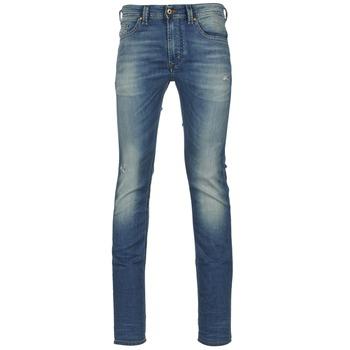 Oblečenie Muži Džínsy Slim Diesel THAVAR NE Modrá / 857x